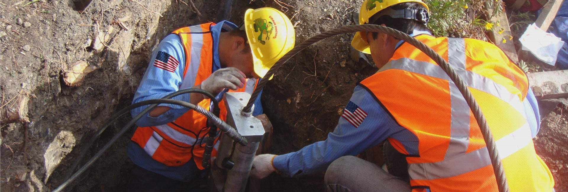 Trenchless Sewer Services